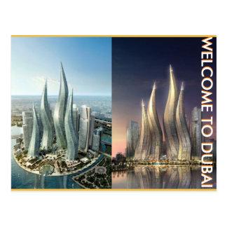 DUBAI Postcard BY MOJISOLA A GBADAMOSI