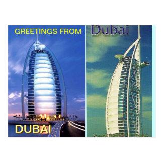 DUBAI POSTCARD DESIGN BY MOJISOLA A GBADAMOSI