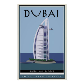 Dubai Póster