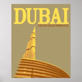 Dubai Posters