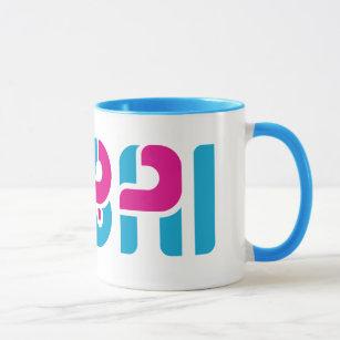 Dubai Ringer Mug