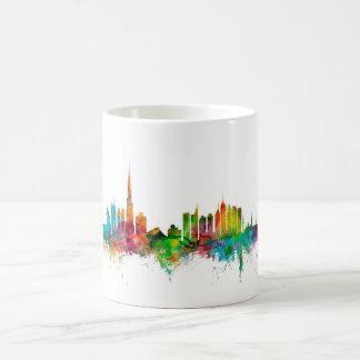 Dubai Skyline Classic White Coffee Mug