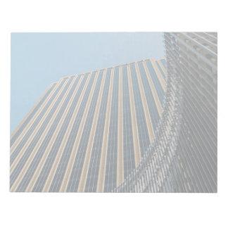 Dubai skyscraper notepad
