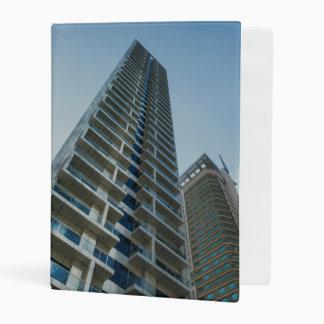 Dubai skyscrapers mini binder