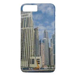 Dubai skyscrappers iPhone 8 plus/7 plus case
