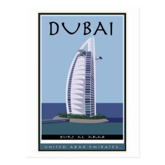 Dubai Tarjeta Postal