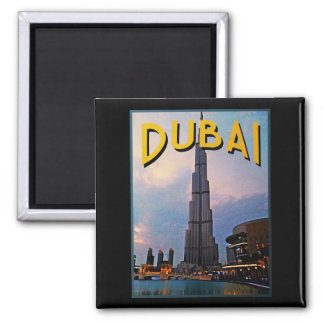 Dubai Travel Magnets