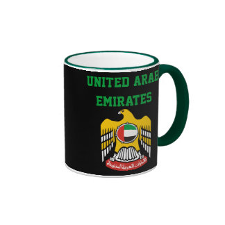 Dubai, UAE Mug / دبي، الإمارات العربية المتحدة الق