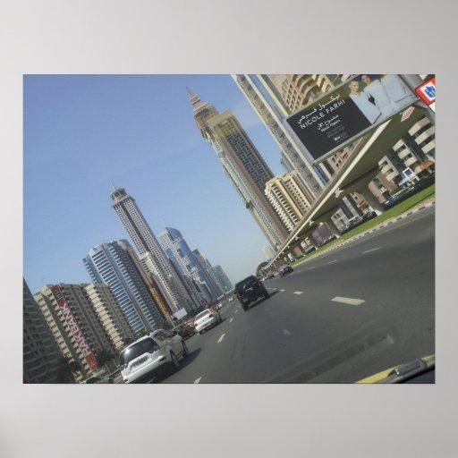 Dubai, uae posters