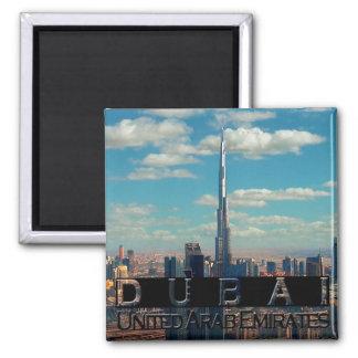 Dubai UAE Souvenir Magnet