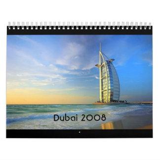 Dubai, United Arab Emirates Calendarios