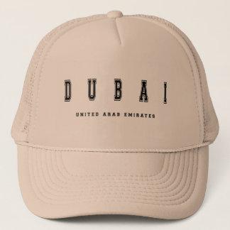 Dubai United Arab Emirates Trucker Hat