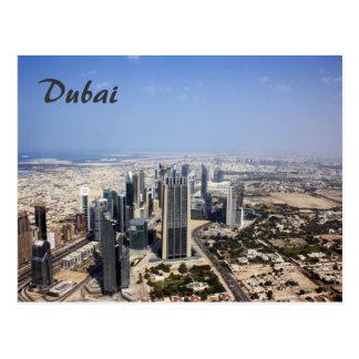 Dubai View Postcard