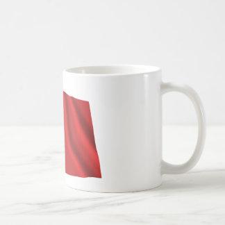 Dubai Waving Flag Coffee Mug