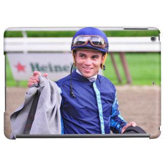 Dubai World Cup winning  jockey Joel Rosario iPad Air Covers