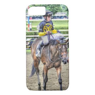 Dubai World Cup winning jockey Joel Rosario iPhone 8/7 Case