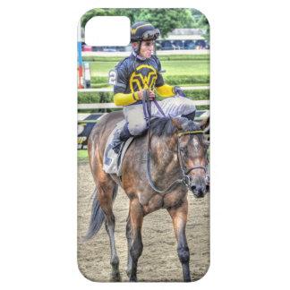 Dubai World Cup winning  jockey Joel  Rosario iPhone SE/5/5s Case