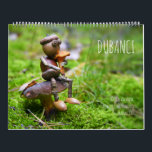 "Dubanci Calendar<br><div class=""desc"">Calendar with funny acorn elves living they live in World Wide Wood :)</div>"