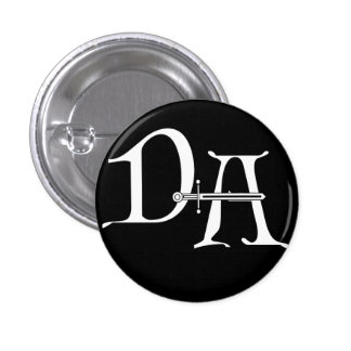 Dubious Alliance Badge of Honor black Buttons