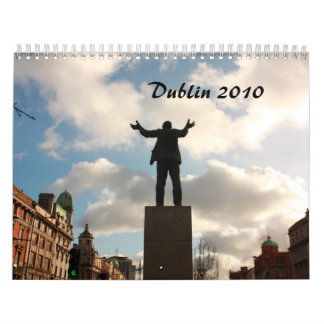 Dublin 2010 Calendar