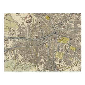 Dublín 2 tarjetas postales
