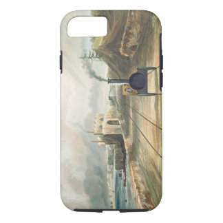 Dublin and Kingstown Railway: From the Footbridge iPhone 8/7 Case