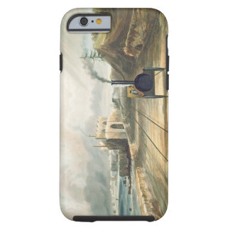Dublin and Kingstown Railway: From the Footbridge Tough iPhone 6 Case