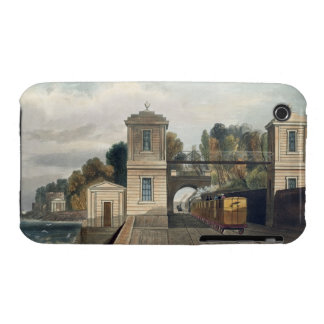 Dublin and Kingstown Railway: Granite Pavilions an iPhone 3 Case-Mate Cases