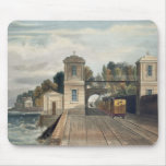Dublin and Kingstown Railway: Granite Pavilions an Mouse Pad