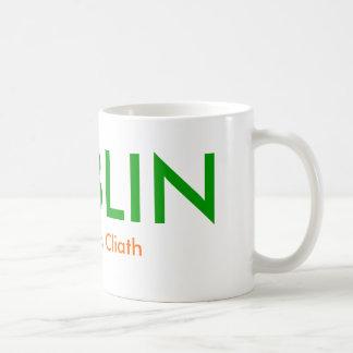 DUBLIN (Baile Atha Cliath) Coffee Mug