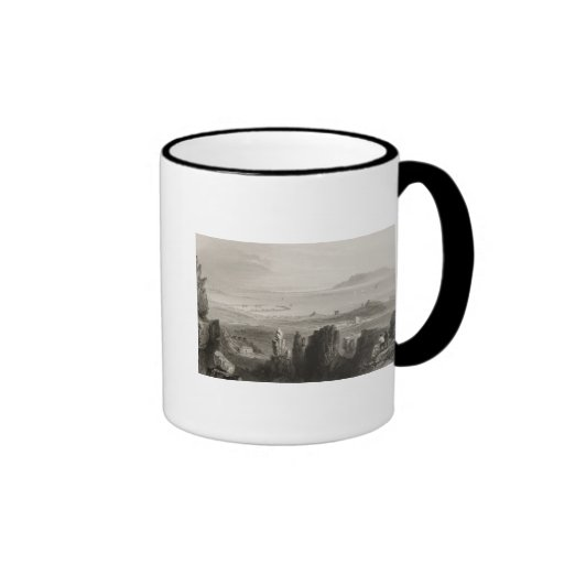 Dublin Bay from Kingstown Quarries Coffee Mugs