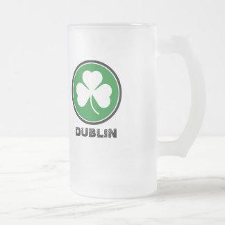 DUBLIN BEER MUG