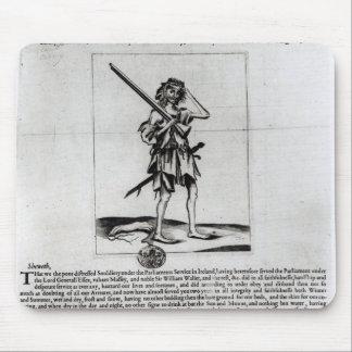 Dublin Broadsheet, 1647 Mouse Pad