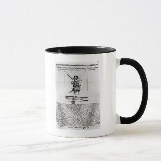 Dublin Broadsheet, 1647 Mug