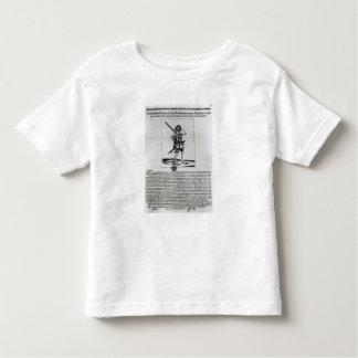 Dublin Broadsheet, 1647 Shirt