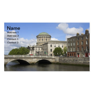 Dublin Double-Sided Standard Business Cards (Pack Of 100)