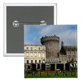 Dublin Pinback Buttons
