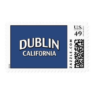 Dublín California Sello
