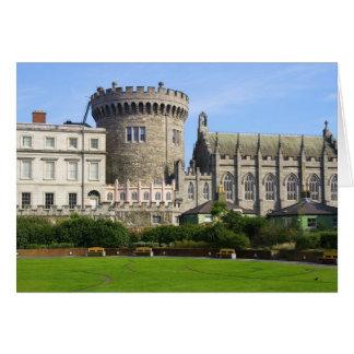 Dublin Castle Card
