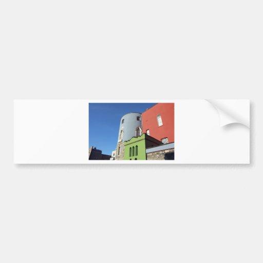 Dublin Castle Ireland Bumper Stickers