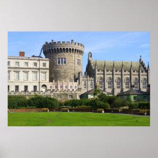Dublin Castle Posters