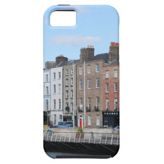 Dublin City on The Liffey iPhone 5 Cases