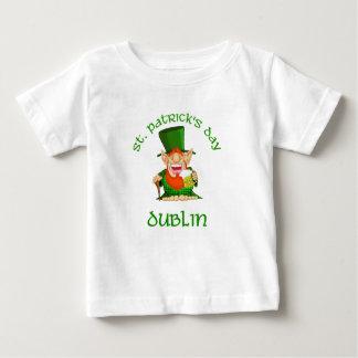~ Dublín del día de St Patrick Poleras