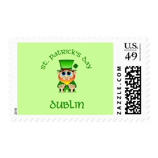 ~ Dublín del día del St Patricks