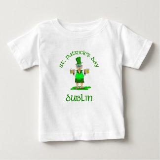 ~ Dublín del día del St Patricks Polera
