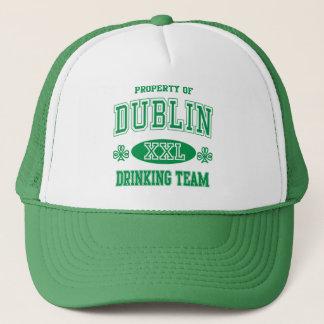 Dublin Drinking Team Trucker Hat