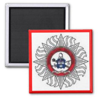Dublin Fire Brigade Magnet