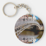 Dublin Halfpenny Bridge Keychain