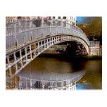 Dublin Halfpenny Bridge Postcards