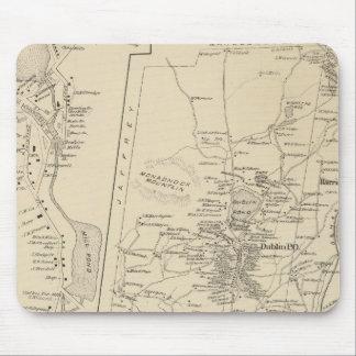 Dublin, Harrisville, Harrisville PO Mouse Pad